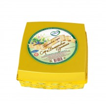 Cheese «Belorusskoye Zoloto» 50% (weight)