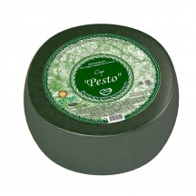 Cheese «Pesto» 50% (weight)