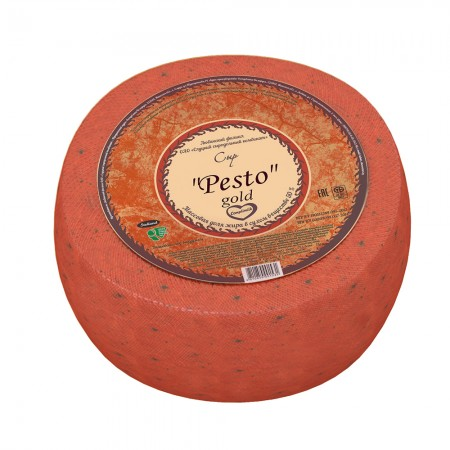 Cheese «Pesto» gold 50% (weight)